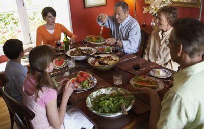 attirer des locataires avec un bon repas